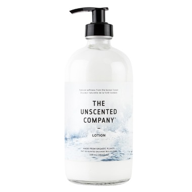 The Unscented Company Lotion