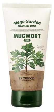 Skinfood Vege Garden Cleansing Foam Mugwort