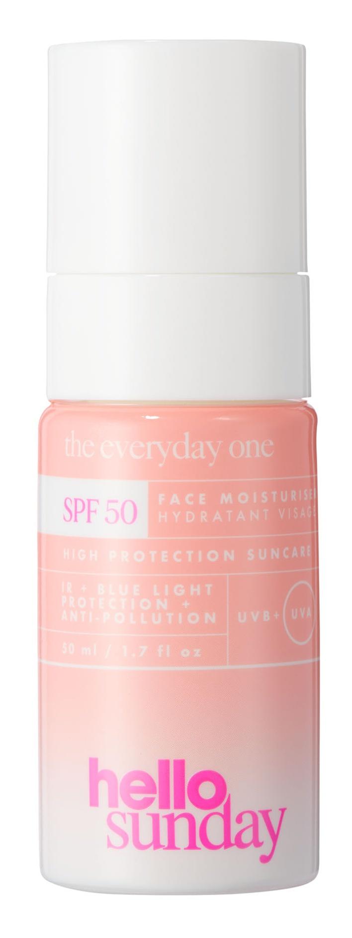Hello Sunday The Everyday One - Face Moisturiser SPF 50