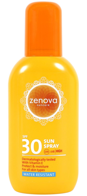 Zenova suncare Sun Spray Spf 20