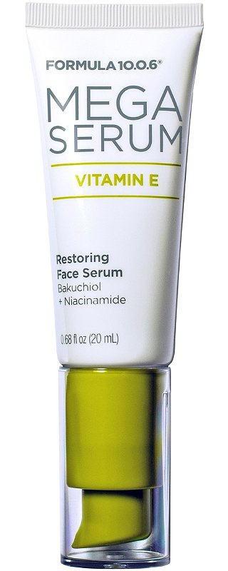 Formula 10.0.6 Mega Serum Vitamin E Restoring Face Serum