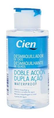 Cien Double Action Eye Makeup Remover Waterproof