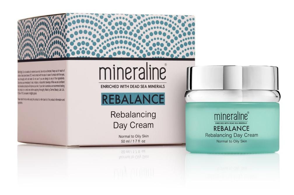 Mineraline Rebalance Rebalancing Day Cream