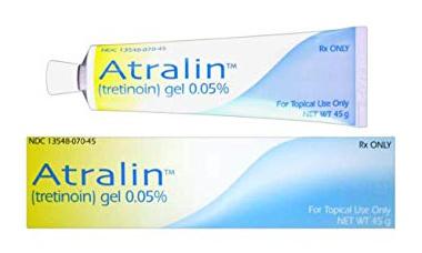Valeant Pharmaceuticals International, Inc. Atralin® (tretinoin) gel 0.05%