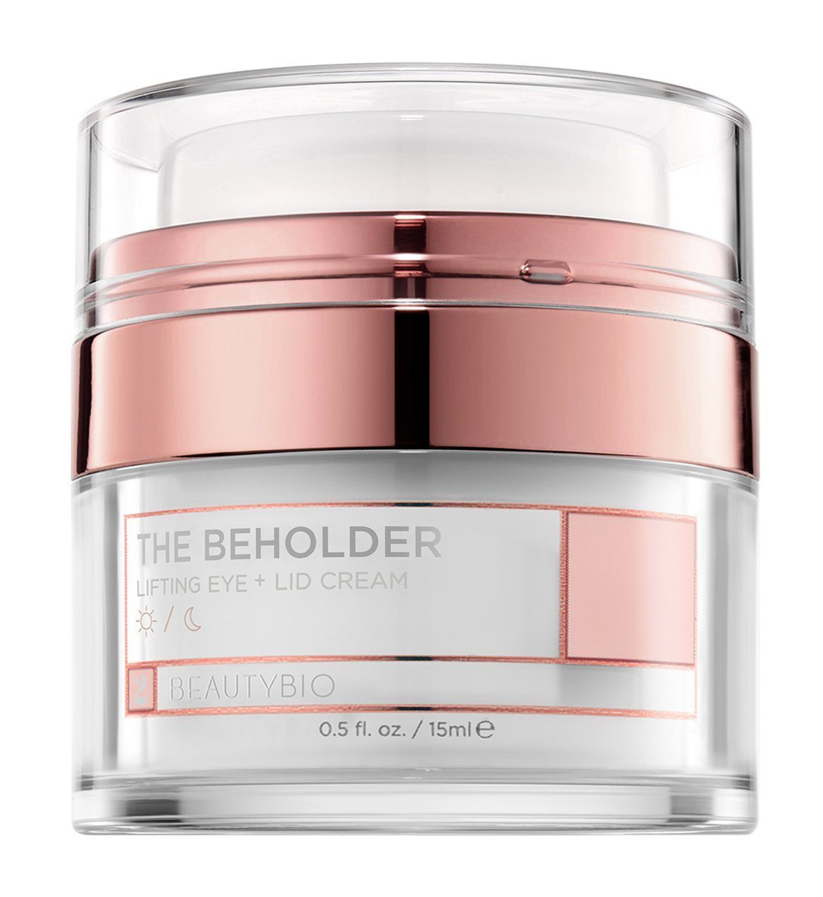 Beautybio The Beholder Lifting Eye + Lid Cream