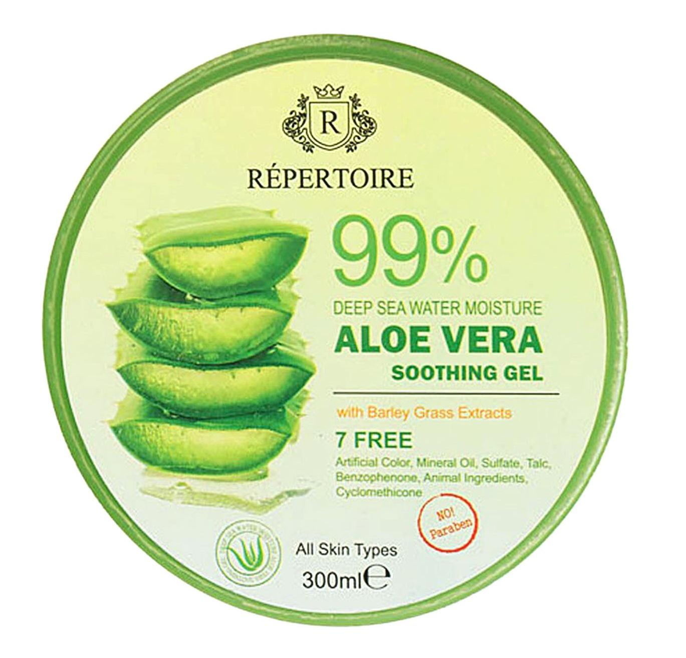Répertoire Aloe Vera Soothing Gel