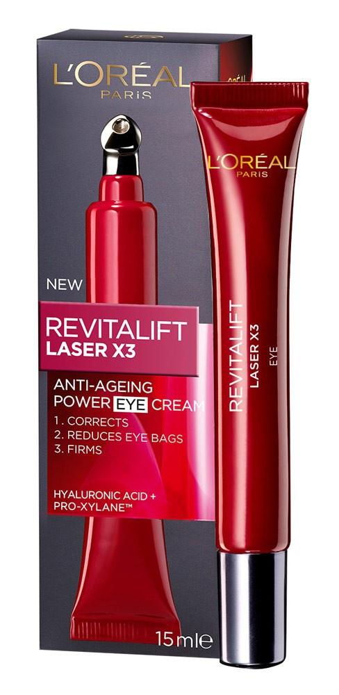 L'Oreal Revitalift Laser X3 Anti-Ageing Power Eye Cream