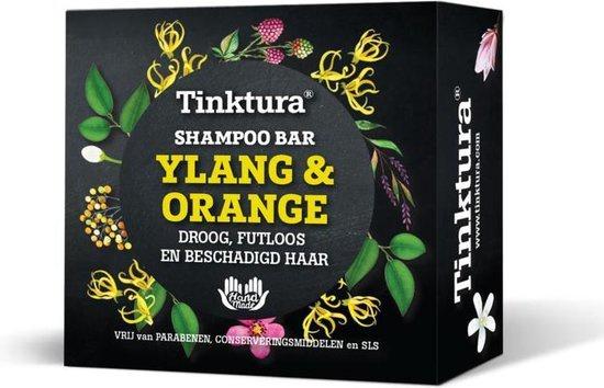Tinktura Shampoo Bar Ylang & Orange