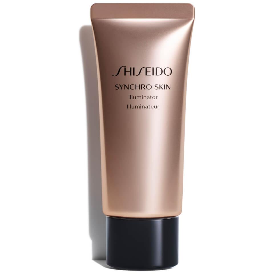 Shiseido Synchro Skin Illuminator (Rose Gold)