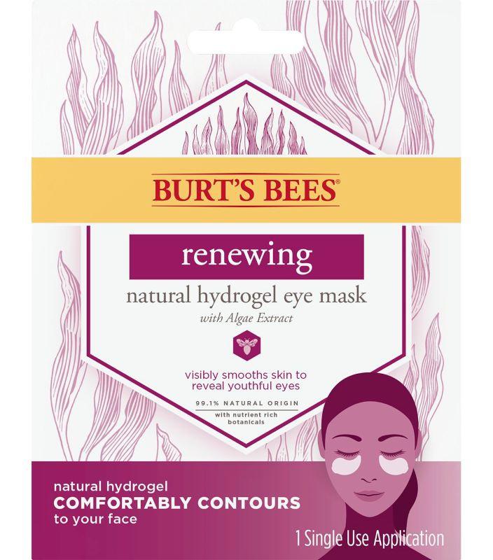Burt's Bees Renewing Natural Hydrogel Eye Mask