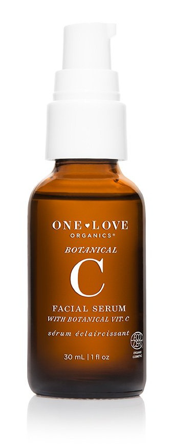 One Love Oganics Vitamin C Facial Serum