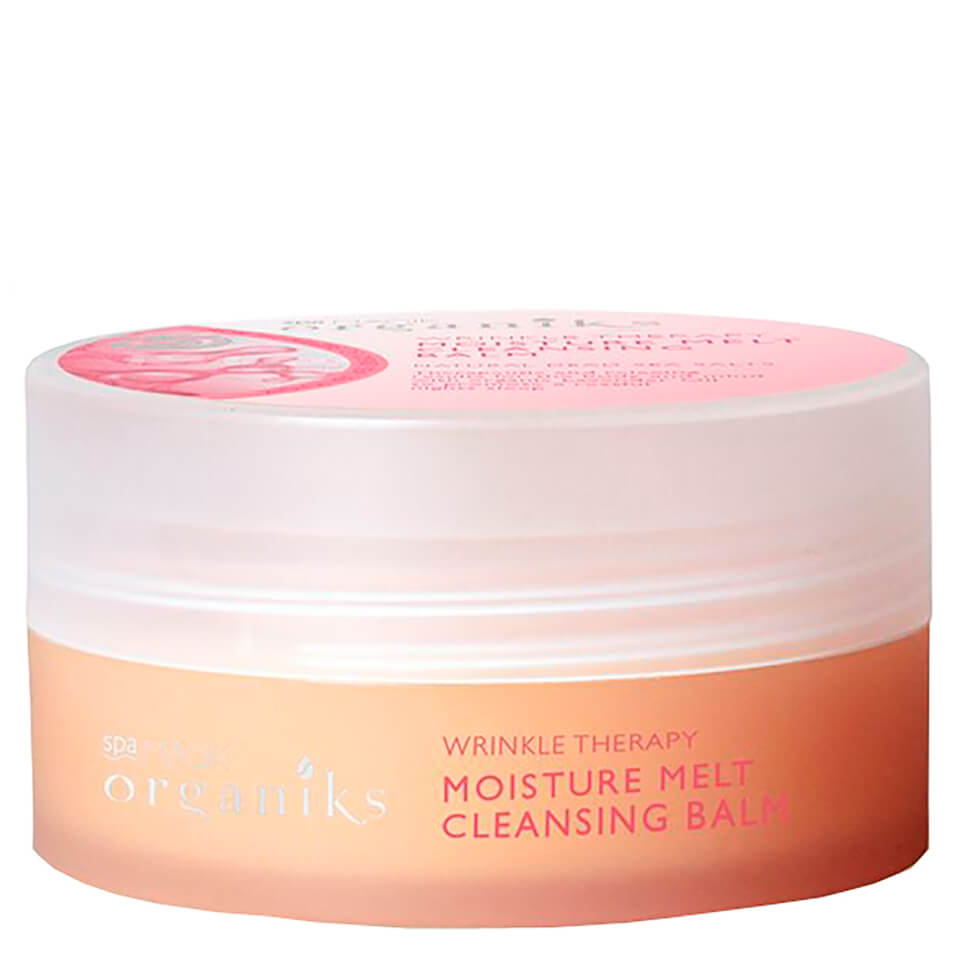 Dead Sea Spa Magik Organiks Wrinkle Therapy Moisture Melt Cleansing Balm