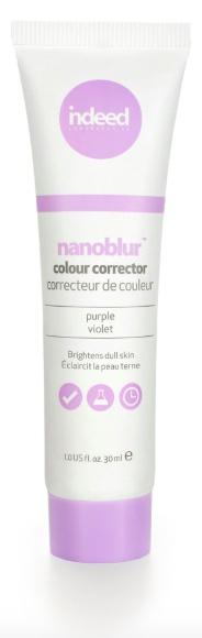 Indeed Labs Nanoblur: Colour Corrector Purple