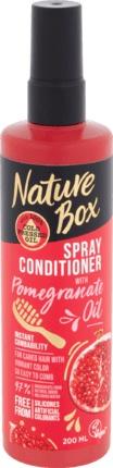 Nature box Spray Conditioner With Pomegranate Oil
