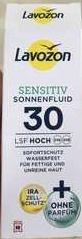 Lavozon Sensitiv Sonnenfluid 30