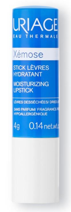 Uriage Xémose Moisturizing Lipstick (Fragrance Free)