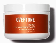 Overtone Ginger Colouring Conditioner