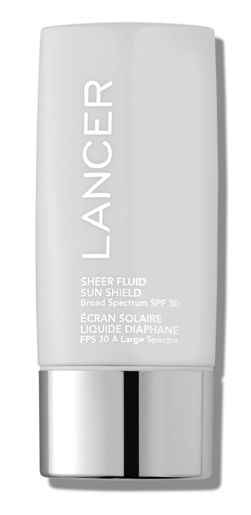 LANCER Sheer Fluid Sun Shield Broad Spectrum Spf 30