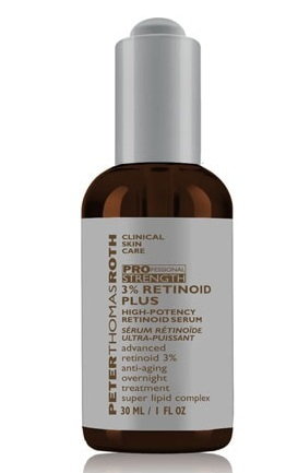 0.3% | Professional Strength 3% Retinoid Plus