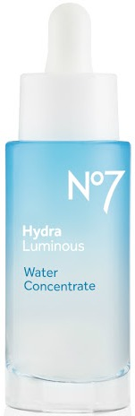 Boots No7 Hydraluminous Water Concentrate