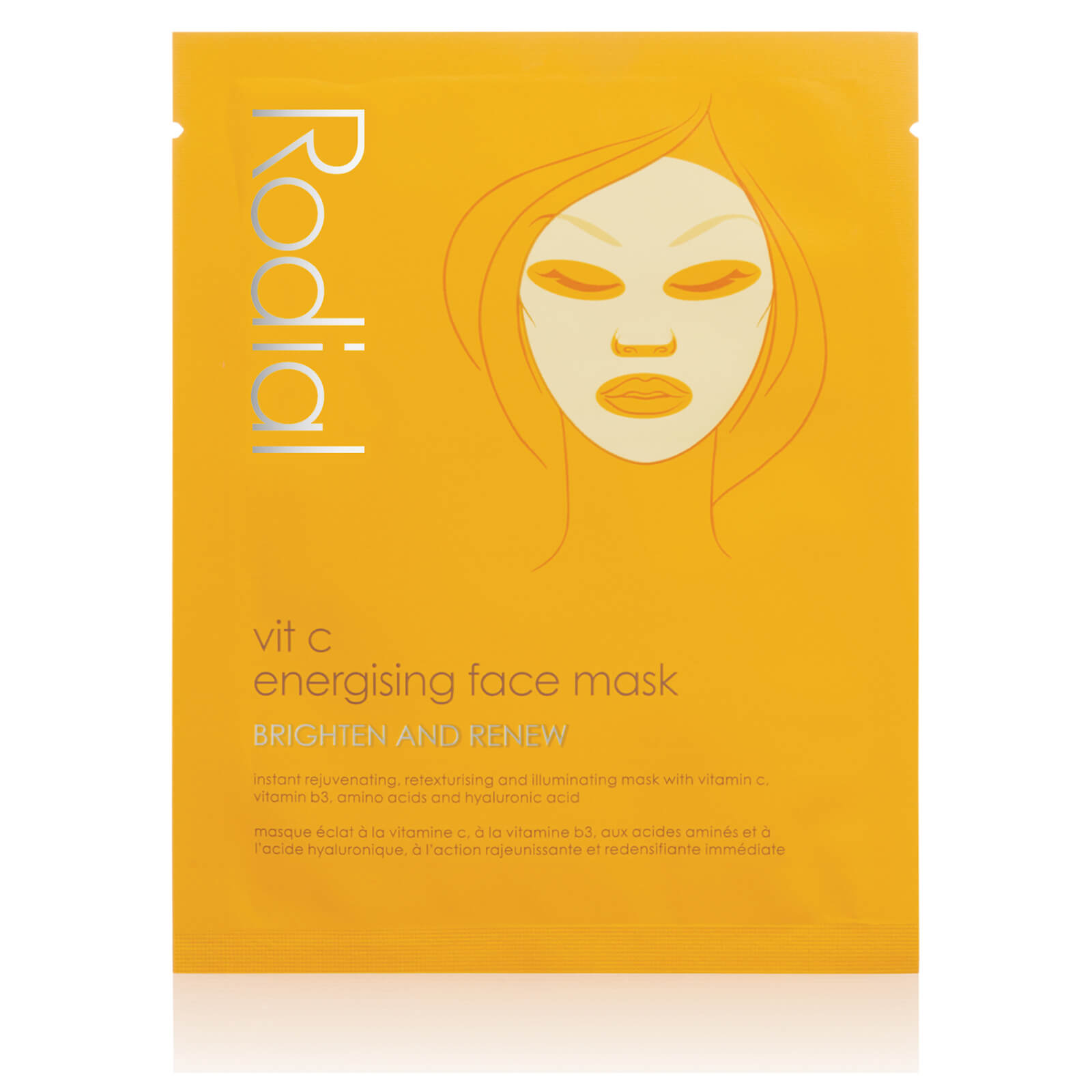 Rodial Vitamin C Cellulose Sheet Mask