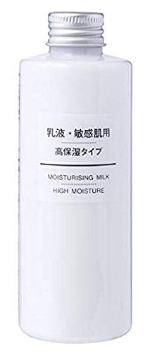 Muji High Moisturizing Milk