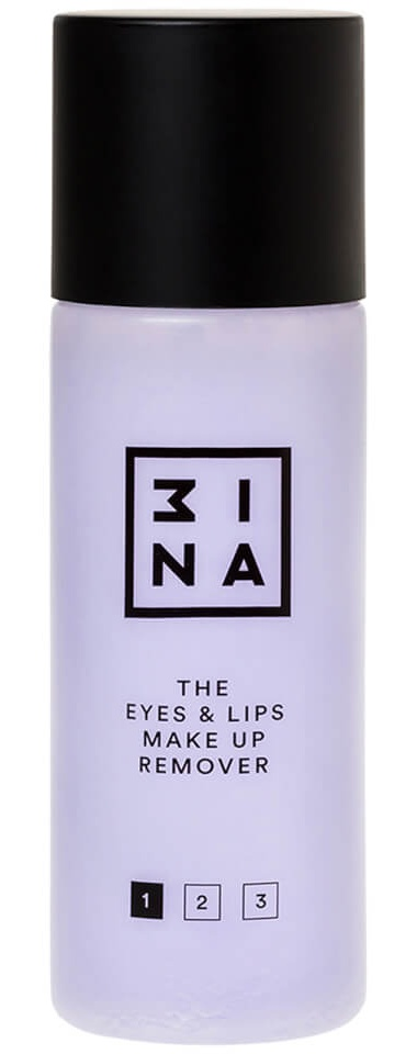 3INA The Eyes & Lips Make Up Remover