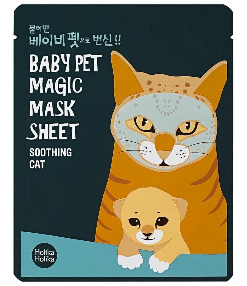 Holika Holika Baby Pet Magic Mask Sheet (Cat)