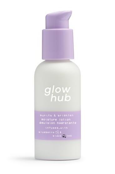 Glow Hub Purify And Brighten Moisturise Lotion