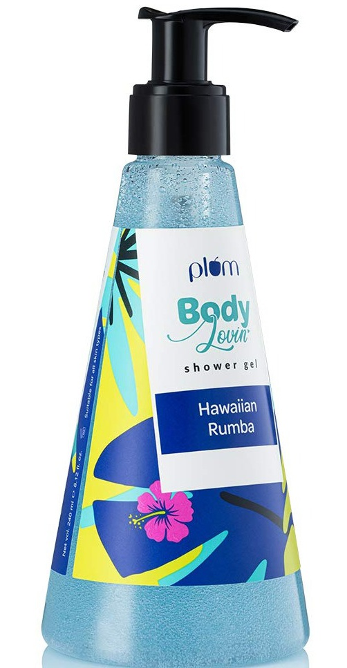 PLUM Bodylovin' Hawaiian Rumba Shower Gel
