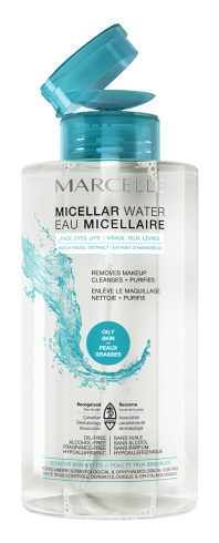 Marcelle Micellar Water  (Oily Skin)