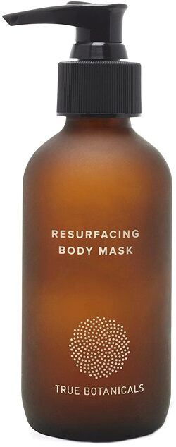 TRUE BOTANICALS Resurfacing Body Mask