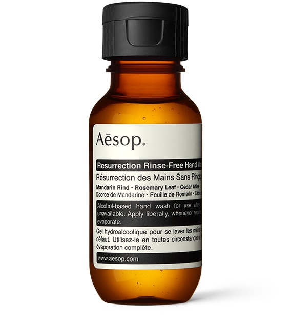Aesop Resurrection Rinse-Free Hand Wash