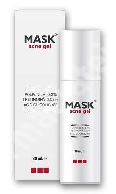 Mask Acne Gel