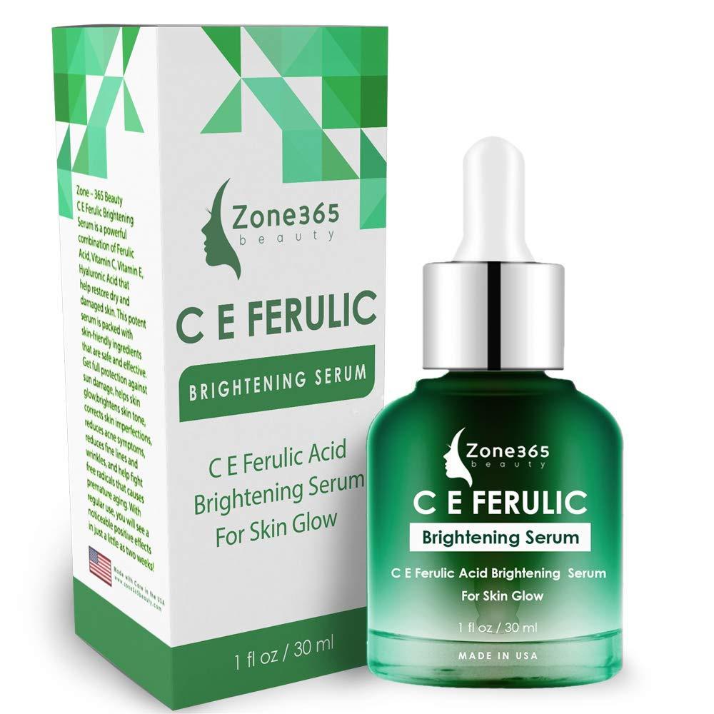 Zone365 C E Ferulic Brightening Serum