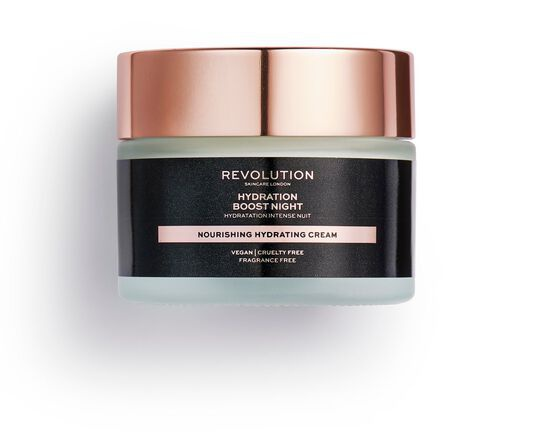 Revolution Skincare Hydration Boost Night Cream