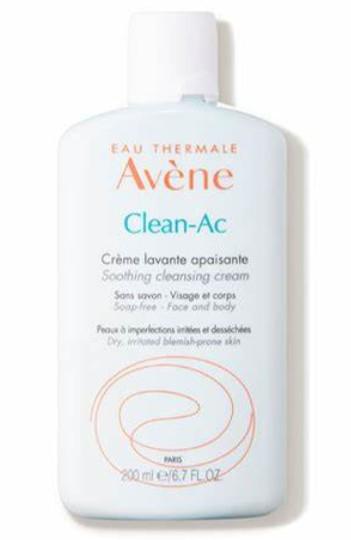 Avene Clean-Ac Soothing Cleansing Cream