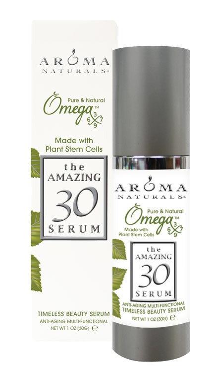 Aroma Naturals The Amazing 30 Serum