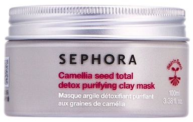 SEPHORA COLLECTION Camellia Seed Total Detox Purifying Clay Mask
