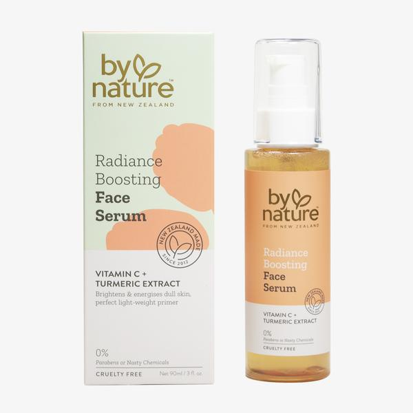 By Nature Radiance Boosting Face Serum