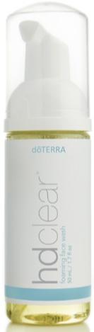 doTERRA HD Clear Foaming Face Wash