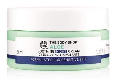 The Body Shop Aloe Night Cream
