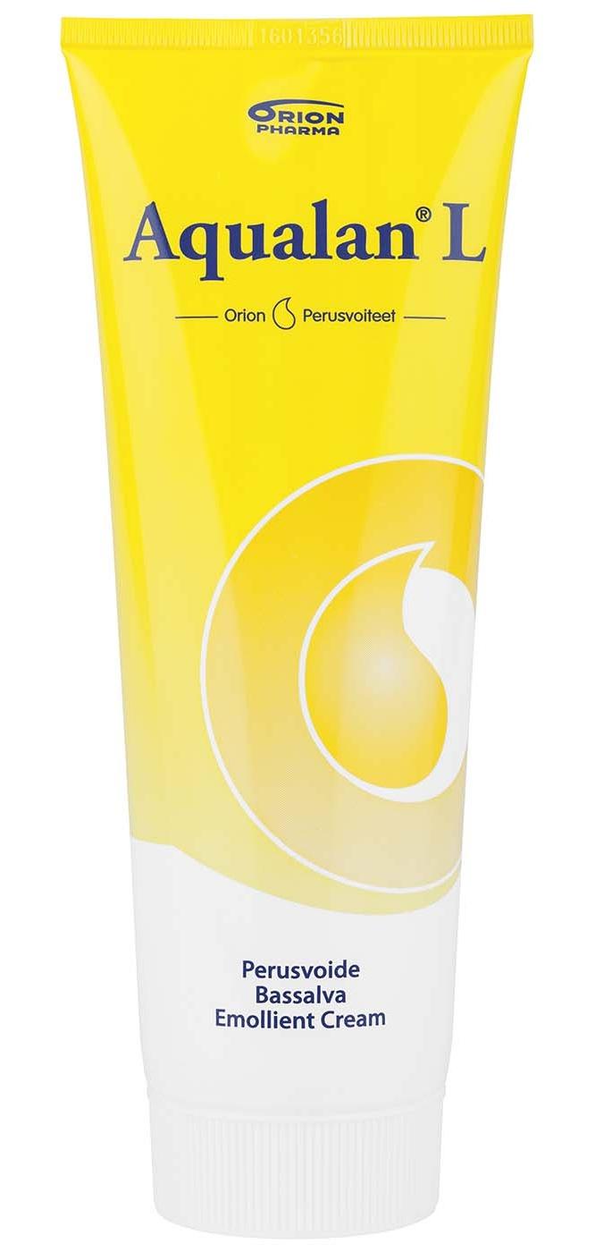 Orion Pharma Aqualan L Emollient Cream