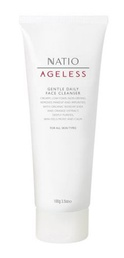 Natio Ageless Gentle Daily Face Cleanser