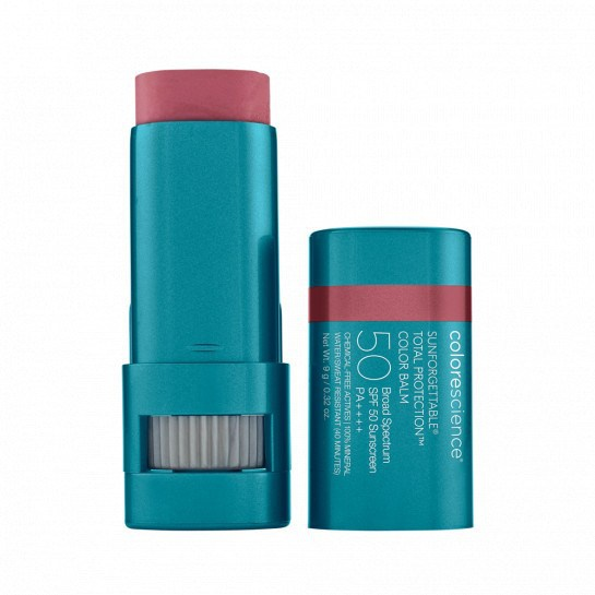 Colorescience Unforgettable Total Protection Berry Color Balm Spf 50