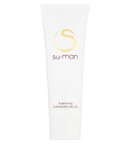 Su-Man Purifying Cleansing Gel Oil