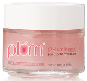 PLUM E-Luminence So-Smooth Frost Face Mask
