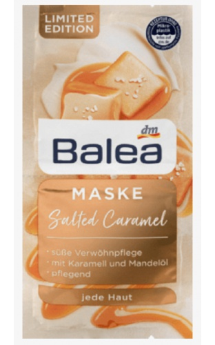 Balea Mask Salted Caramel