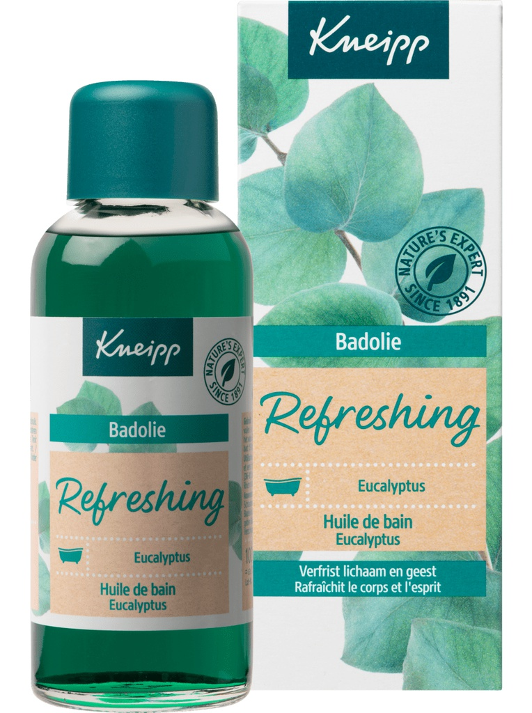 Kneipp Bath Oil Eucalyptus - Refreshing