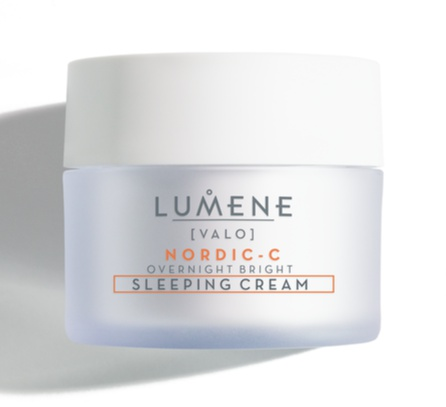 Lumene Nordic-C Valo Overnight Bright Sleeping Cream